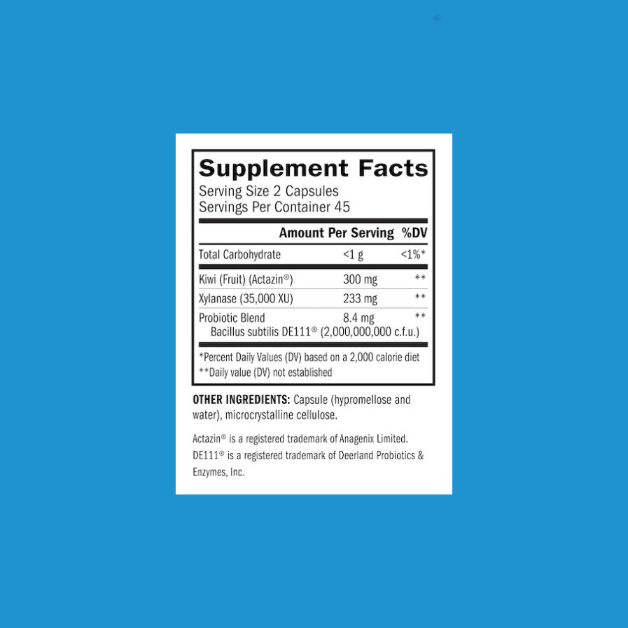 Biomuve 90 supplement facts