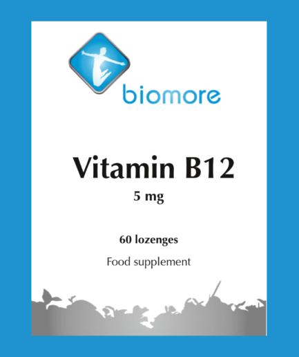 Vitamin B12 - 5 mg