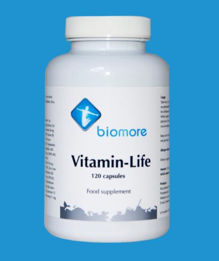 Vitamin Life Biomore